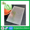 fire proof guangzhou 4mm 16mm twin wall polycarbonate sheet residential building