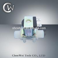 Miniature Plastic Solenoid Valve-G1/2 Port size