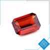 Cushion Cut Natural Rough Garnet Gemstone
