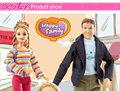 Baby muñeca encantadora para los niños en línea vestido de la muñeca- up girl juegos realista para bebés reborn muñecas