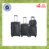 fashionable PU leather artist trolley bag with two wheels