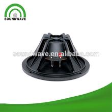 pro sound system 10 inch neodymium speaker woofer 10HPL64