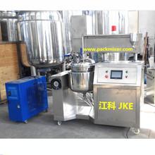 Vem-500liter personale piede kit di manutenzione/vuoto emulsionante/omogeneizzatore mixer