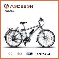 36V/10AH li-ion, 250w brushless motor with water bottle in frame,mtb bike mountain bike-TM261