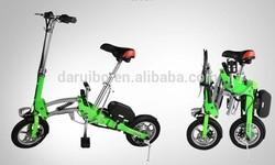 Brushless Motor and Yes Foldable folding electric bike