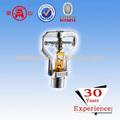 68 degree bulbo de vidrio de rociadores contra incendios sistema de