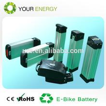48V 10AH 300W big capacity e bike battery