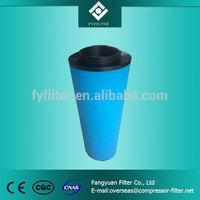 Atlas Copco Filter Cartridge DD390 for Removal of Liquid Water & Oil Aerosols