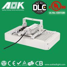 240W UL DLC SAA TUV certifate 130lm 5 years warranty 100w 120w 150w ac dc led flood light garden