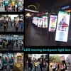 2014 China New equipment Human walking backpack advertising