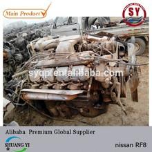 Used Nissan UD RF8 engine