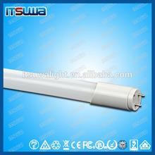 2014 new hot sale, all plastic ,300 degree beam angel,3 years warranty led lamp tube