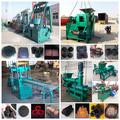 Multi función de varios tipos de polvo del carbón de leña que hace la línea de producción de máquina