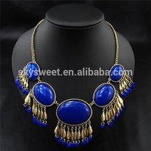 2014 newest unique design fashion necklace jewelry