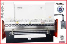 WC67Y 300T/5000 Pipe folding machine CNC hydraulic press brake
