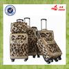 Lizard Skin PU high-end Material Super Light Four Wheels luggage