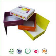 Chocolate packaging paper box in selangor