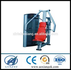 High Qulity Exercise Equipment Chest Press AX9801 Gym Equipment