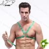 Bodysuit Body building design male sex power slave harness set sex products mens rope bondage sex toy for man