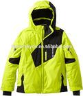 Mens Winter Hoody Ski Wear/Waterproof and Windproof Ski Jacket/Snow Wear