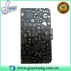 High Quality Stand Flip Leather Case for Lenovo A3000