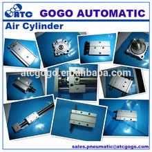 SMC type double acting pneumatic cylinder