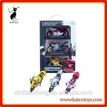 1:24 toys customs model metal motorcycle model