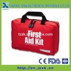 Nylon Backpack w/ Survival Kit Emergency First Aid Kit MRE Ruck Sack