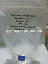 Magnesium chloride sea water liquid solution oil