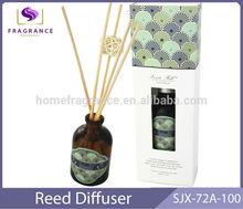 hanging car gel perfume air fresheners with own logo
