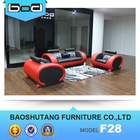 New design 2013 cheap Sectional leather sofa set designs made in china F28