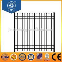 OEM service anodized aluminium fence