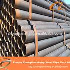 steel price per ton sch40 black steel pipe / black pipe layers 6