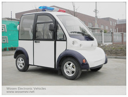 Chinese mini smart electric enclosed car with 2 seats WS-FB2P for sale