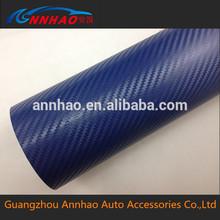 Annhao 3D Carbon Fiber Car Body Sticker Paper