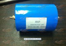 MKP high voltage impulse capacitor 4UF 3000V AC large current 405J 3KV