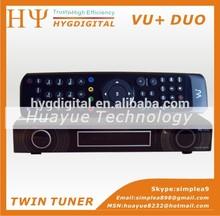 Good Price DVB S2 LINUX DIGITAL SATELLITE RECEIVER VU+ DUO