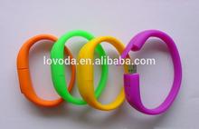 christmas just waterproof usb bracelet/usb flash drive 500gb/usb stylus pen with personized design logo LFN-217