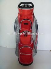 2015 High Quality Nylon Material Golf Bag Travel Cover