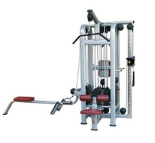 2014 Popular Commercial Fitness Equipment name/gym exercise machines/multi jungle 4 stacks for sale
