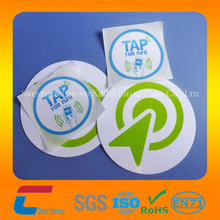 Fashoinal Anti-Theft Rfid Nfc Sticker for cars nfc stickers