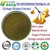 Manufacture sales natural powder ginkgo leaf