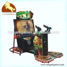 2014 newest alien arcade game machine, 42' LCD paradise lost shooting arcade game machine,sega amusement game machine