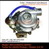 universal turbo kit for isuzu