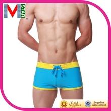 short sport men boys transparent underwear short bavarian swim short