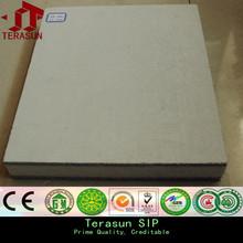 Lightweight fiber cement thermal insulation EPS sandwich panel house
