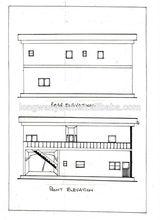 2014 flat house plans
