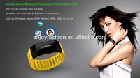 Intelligent health pedometer function Bluetooth Smart Wrist Bracelet Watch