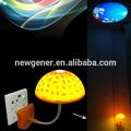 Sensore di illuminazione lampada del proiettore/star soffitto proiettore luce di notte