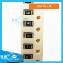 fuse resistors 1206 5% 1.5R